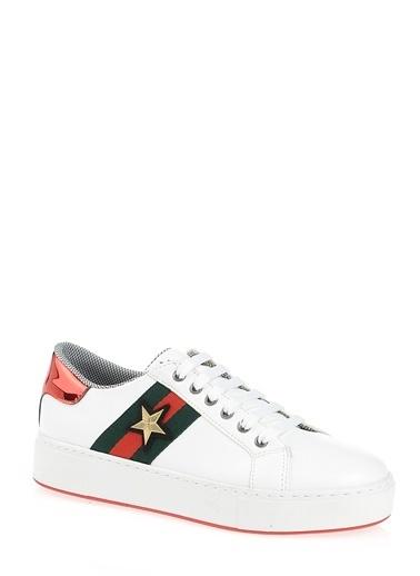 Derigo Sneaker Ayakkabı Beyaz